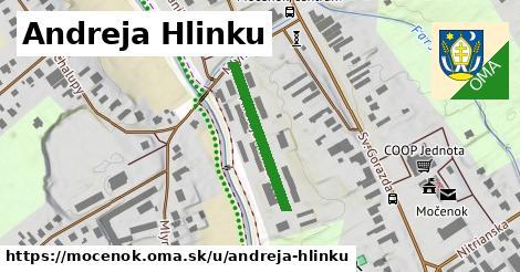 ilustrácia k Andreja Hlinku, Močenok - 226m
