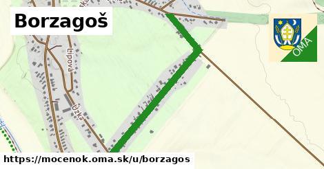 ilustrácia k Borzagoš, Močenok - 0,85km