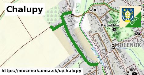 ilustrácia k Chalupy, Močenok - 0,84km