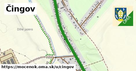 ilustrácia k Čingov, Močenok - 1,25km