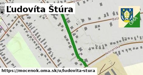 ilustrácia k Ľudovíta Štúra, Močenok - 355m