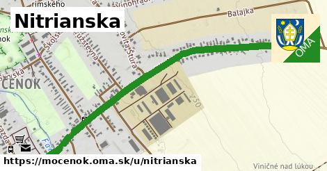 ilustrácia k Nitrianská, Močenok - 1,36km