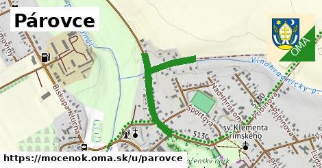 ilustrácia k Párovce, Močenok - 229m