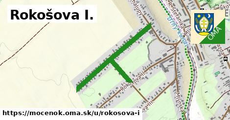 ilustrácia k Rokošova I, Močenok - 0,83km