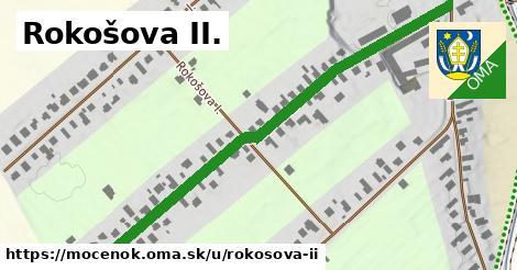ilustrácia k Rokosova II, Močenok - 357m