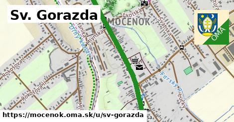 ilustrácia k Sv. Gorazda, Močenok - 1,59km