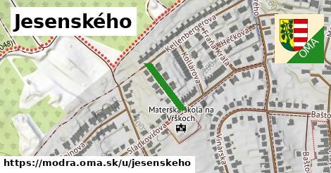 ilustrácia k Jesenského, Modra - 131m