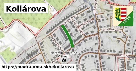 ilustrácia k Kollárova, Modra - 134m
