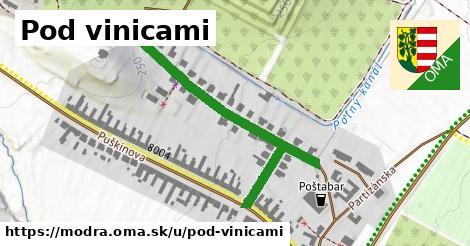ilustrácia k Pod vinicami, Modra - 449m
