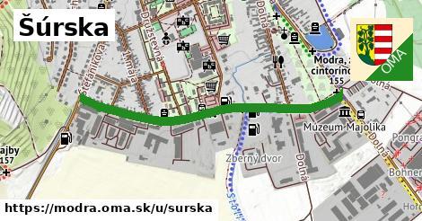 ilustrácia k Šúrska, Modra - 0,96km