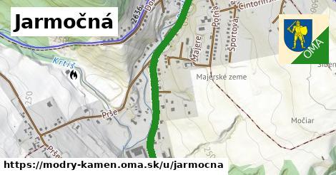 ilustrácia k Jarmočná, Modrý Kameň - 1,36km