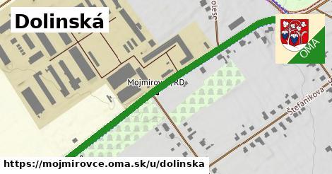 ilustrácia k Dolinská, Mojmírovce - 1,62km
