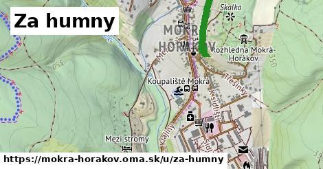 ilustrácia k Za humny, Mokrá-Horákov - 0,74km