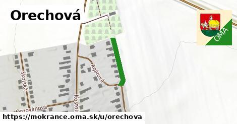 ilustrácia k Orechová, Mokrance - 140m