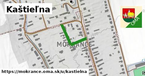 ilustrácia k Kaštieľna, Mokrance - 197m