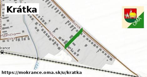 Krátka, Mokrance