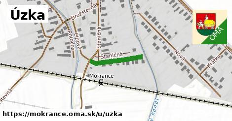 ilustrácia k Úzka, Mokrance - 174m