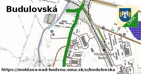 ilustrácia k Budulovská, Moldava nad Bodvou - 1,06km
