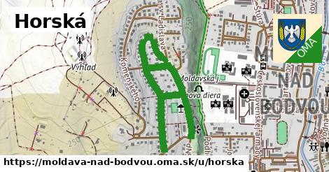 ilustrácia k Horská, Moldava nad Bodvou - 1,27km