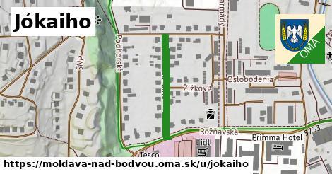 ilustrácia k Jókaiho, Moldava nad Bodvou - 236m