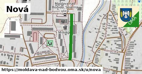 ilustračný obrázok k Nová, Moldava nad Bodvou