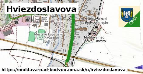 Hviezdoslavova, Moldava nad Bodvou