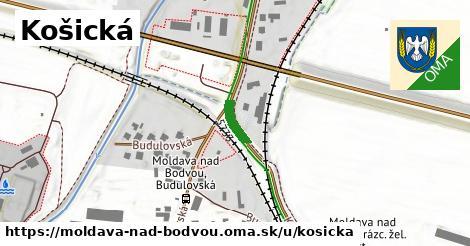 Košická, Moldava nad Bodvou