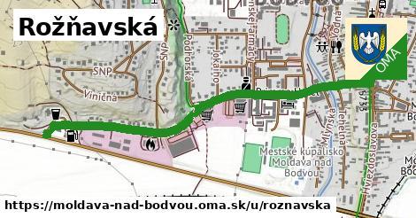 ilustrácia k Rožňavská, Moldava nad Bodvou - 1,24km