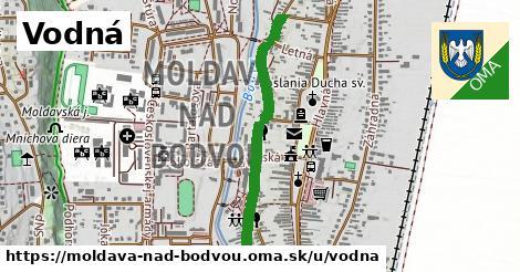 ilustrácia k Vodná, Moldava nad Bodvou - 0,77km