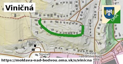 ilustrácia k Viničná, Moldava nad Bodvou - 361m