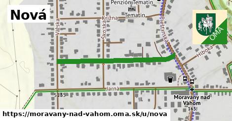 ilustrácia k Nová, Moravany nad Váhom - 387m
