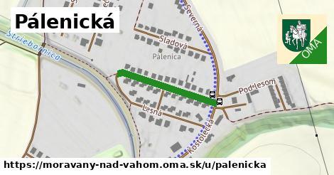 ilustračný obrázok k Pálenícka, Moravany nad Váhom