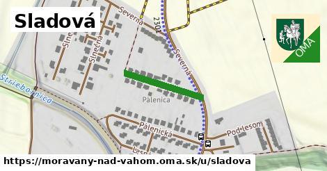 ilustračný obrázok k Sladová, Moravany nad Váhom