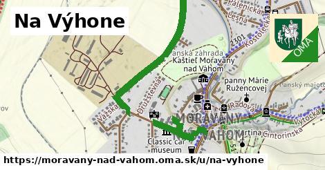 ilustrácia k Na výhone, Moravany nad Váhom - 318m