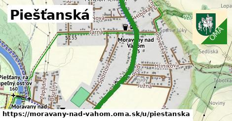 ilustrácia k Piešťanská, Moravany nad Váhom - 2,2km