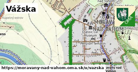 ilustrácia k Vážska, Moravany nad Váhom - 0,82km