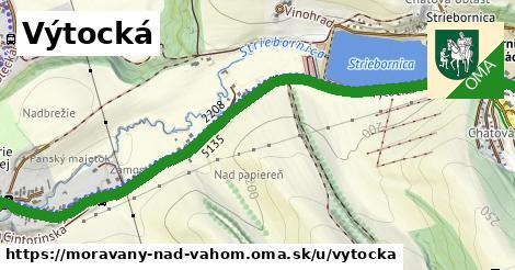 ilustračný obrázok k Výtocká, Moravany nad Váhom