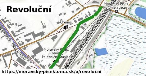 ilustrácia k Revoluční, Moravský Písek - 452m
