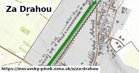 ilustrácia k Za Drahou, Moravský Písek - 467m