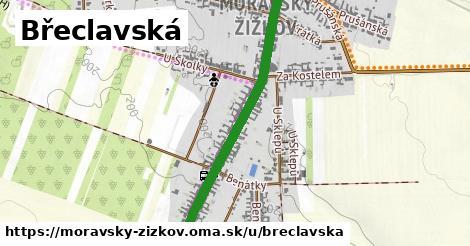 ilustrácia k Břeclavská, Moravský Žižkov - 0,92km