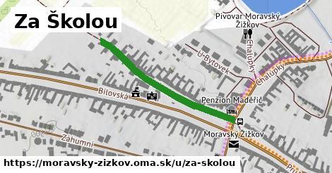 ilustrácia k Za Školou, Moravský Žižkov - 352m