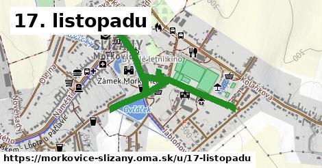 ilustrácia k 17. listopadu, Morkovice-Slížany - 1,12km
