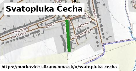 ilustrácia k Svatopluka Čecha, Morkovice-Slížany - 173m