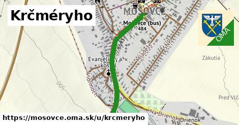 ilustrácia k Krčméryho, Mošovce - 520m