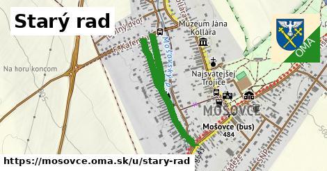 ilustrácia k Starý rad, Mošovce - 0,80km