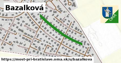 ilustrácia k Bazalková, Most pri Bratislave - 321m