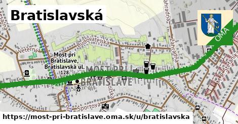 ilustrácia k Bratislavská, Most pri Bratislave - 2,8km