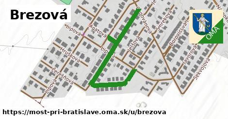 ilustrácia k Brezová, Most pri Bratislave - 529m
