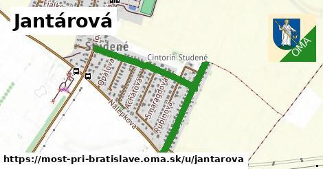 ilustrácia k Jantárová, Most pri Bratislave - 496m