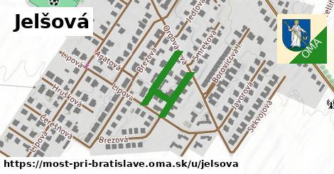ilustrácia k Jelšová, Most pri Bratislave - 307m
